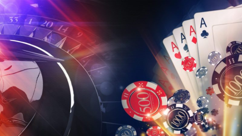 Syarat Taruhan Casino Online